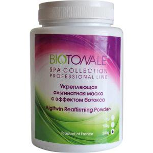 Альгинатная маска с эффектом ботокса (Биотональ) - Biotonale Algi Twin Reaffirming Powder