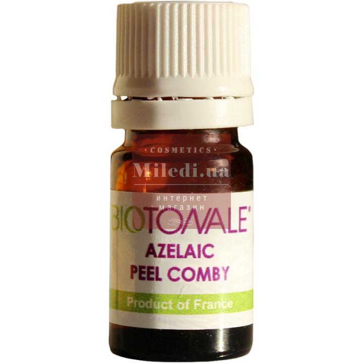 Пилинг химический на основе азелаиновой кислоты pH 2 - Biotonale Azelaic Peel Comby, 5мл