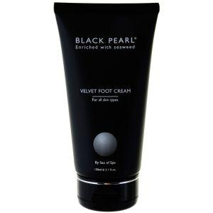 Крем для ног питательный, 150мл - Black Pearl Velvet Foot Cream