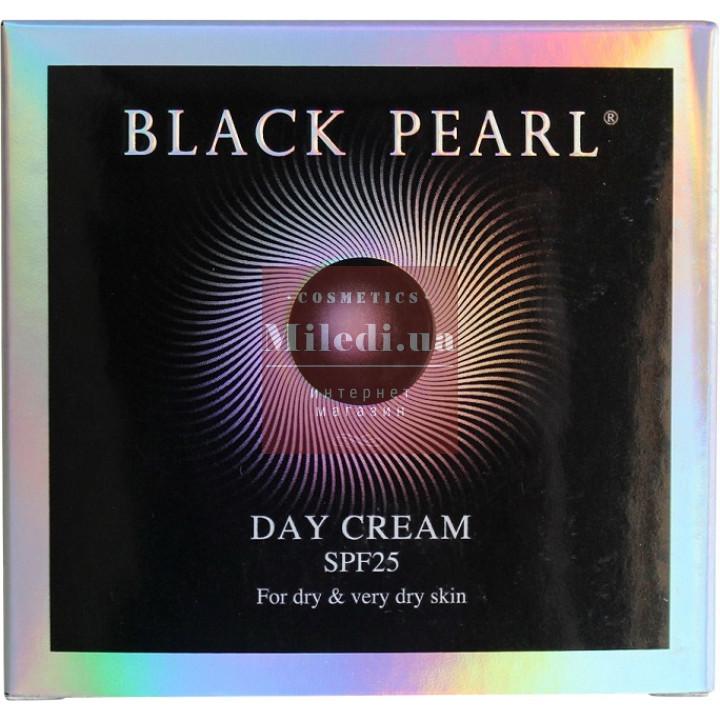 Крем дневной для сухой кожи SPF-25 - Black Pearl Age Control Day Cream