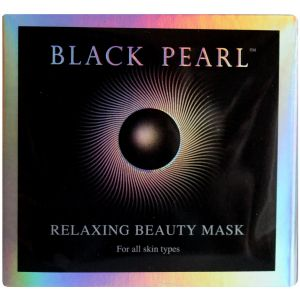Маска релаксивная, 50мл - Black Pearl Relaxing Beauty Mask