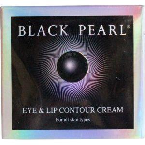 Контурный разглаживающий крем для глаз и губ (Блэк Перл) - Black Pearl Smooth Out Eye & Lip Contour Cream