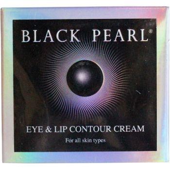 Крем контурный разглаживающий для глаз и губ - Black Pearl Smooth Out Eye & Lip Contour Cream