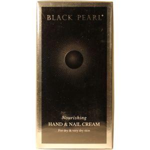 Крем для рук питательный и смягчающий - Black Pearl Nourishing Hand & Nail Cream