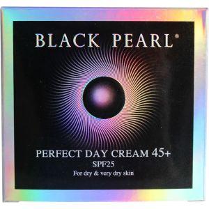 Дневной крем против морщин 45+, 50мл - Black Pearl Age Control Perfect Day Cream SPF25