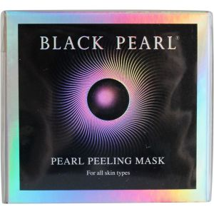 Жемчужная пилинг-маска для лица (Блэк Перл) - Black Pearl Age Control Pearl Peeling Mask