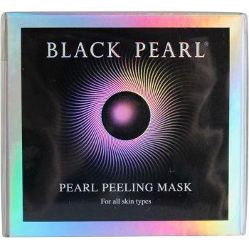 Маска-пилинг жемчужная для лица - Black Pearl Age Control Pearl Peeling Mask