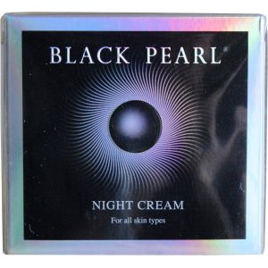 Ночной крем, 50мл - Black Pearl Moisturizing Age Control Nourishing Night Cream