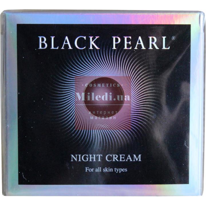 Крем ночной восстанавливающий - Black Pearl Moisturizing Age Control Nourishing Night Cream