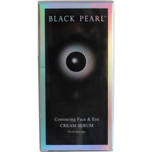 Жемчужный серум, 30мл - Black Pearl Contouring Face & Eye Cream Serum