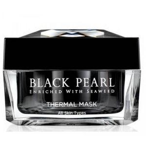 Маска разогревающая термальная - Black Pearl Thermal Mask