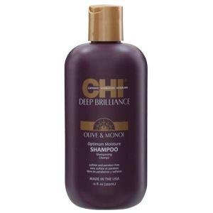 Шампунь с маслом оливы и монои, 355мл - CHI Deep Brilliance Optimum Moisture Shampoo