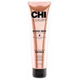 Маска с маслом черного тмина, 148мл - CHI Luxury Black Seed Oil Revitalizing Masque