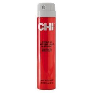 Лак для волос средней фиксации, 50мл - CHI Enviro Flex Natural Hold Hair Spray