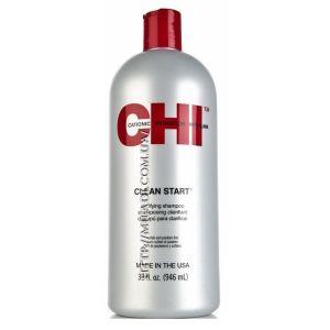 Шампунь для глубокого очищения волос - CHI Clean Start Clarifying Shampoo