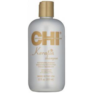 Кератиновый шампунь, 355мл - CHI Keratin Reconstructing Shampoo