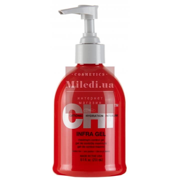 Гель для волос сильной фиксации - Chi Infra Gel Maximum Control