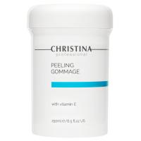 Пилинг-гоммаж с витамином Е, 250мл - Christina Peeling Gommage with Vitamin E
