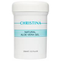 Увлажняющий гель алоэ вера, 250мл - Christina Natural Aloe Vera Gel