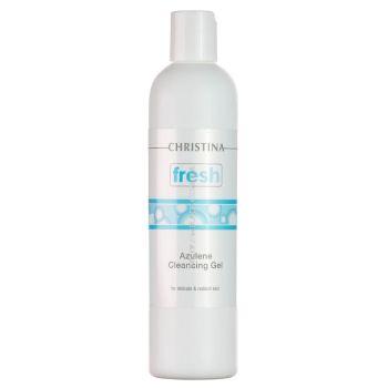 Азуленовое гель-мыло, 300мл - Christina Fresh Azulene Cleansing Gel for Delicate & Reddish Skin