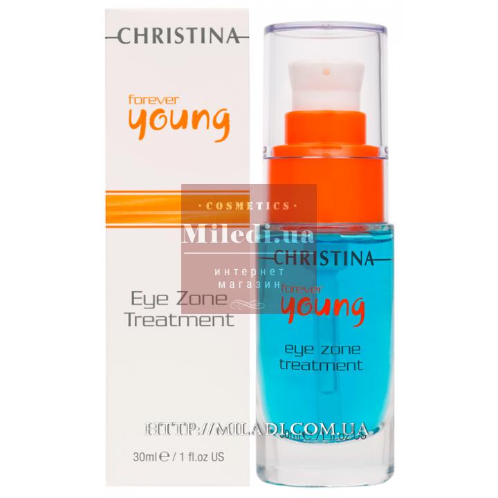 Гель для зоны вокруг глаз с витамином К Форевер Янг Кристина - Christina Forever Young Eye Zone Treatment