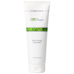 Гель мягкий очищающий для лица - Christina New Bio Phyto Mild Facial Cleanser