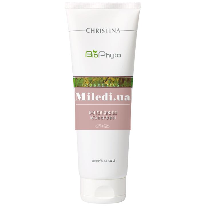 Гель мягкий очищающий для лица Био Фито Кристина - Christina New Bio Phyto Mild Facial Cleanser