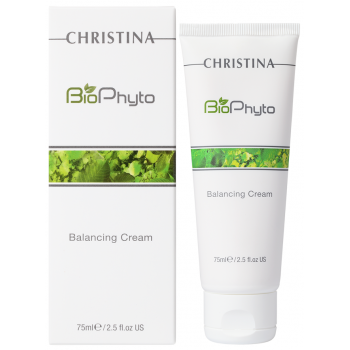 Балансирующий крем для лица (Кристина Био Фито) - Christina New Bio Phyto Balancing Cream