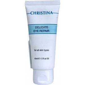 Деликатный крем для контура глаз, 60мл - Christina Delicate Eye Repair For All Skin Types