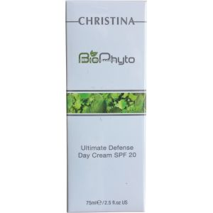 Дневной крем Абсолютная защита, 75мл - Christina New Bio Phyto Ultimate Defense Day Cream SPF20