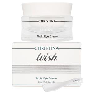 Ночной антивозрастной крем вокруг глаз, 30мл - Christina Wish Night Eye Cream