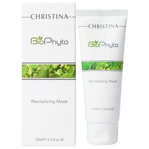 Восстанавливающая маска для чувствительной кожи - Christina New Bio Phyto Revitalizing Mask