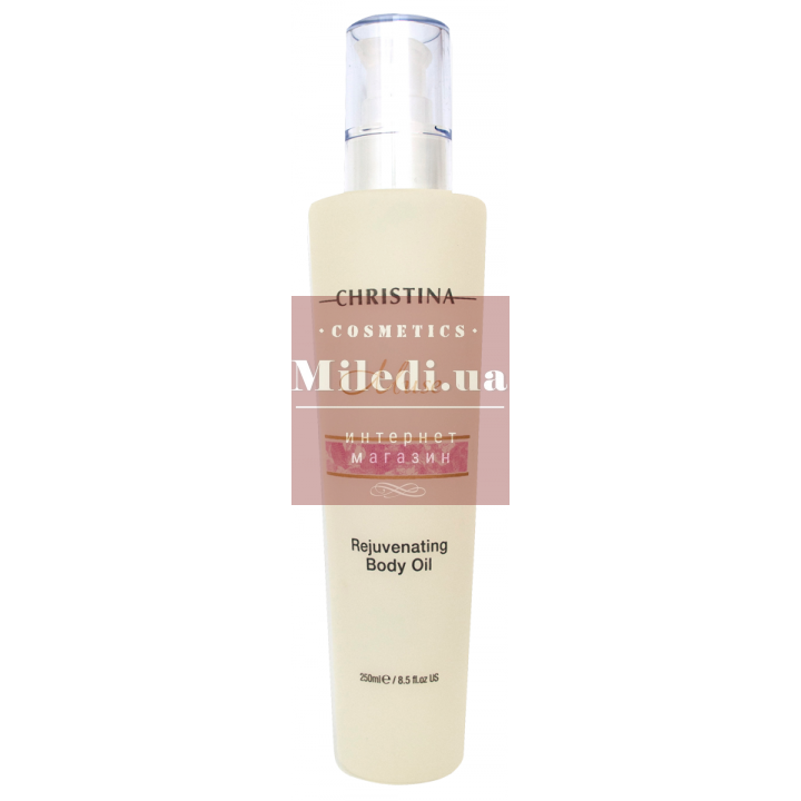 Масло восстанавливающее омолаживающее для тела - Christina Muse Rejuvenating Body Oil