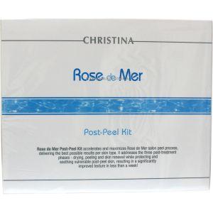 Набор для постпилингового ухода, 3х30мл; 2х60мл - Christina Rose De Mer Post-Peel Kit