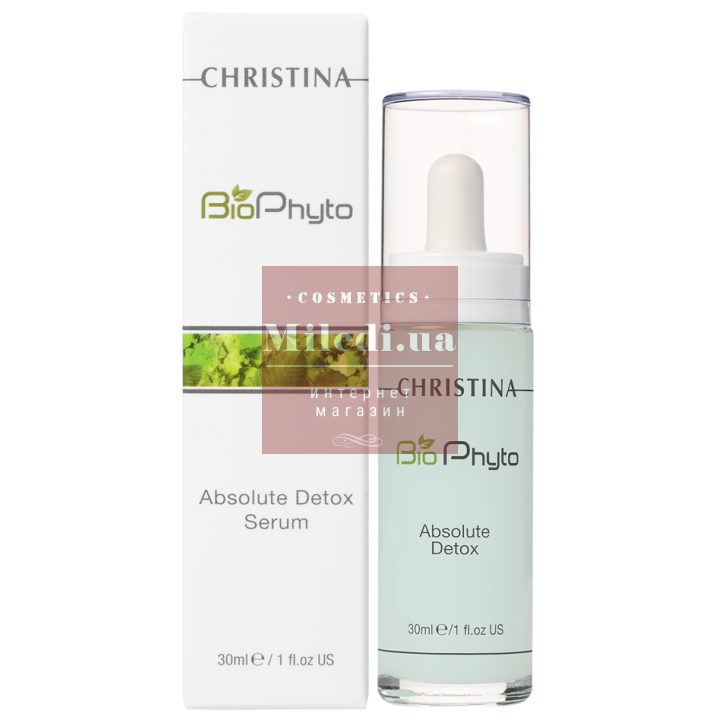Сыворотка-детокс для лица Абсолют - Christina New Bio Phyto Absolute Detox Serum