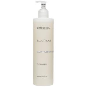 Гель для умывания с АНА-кислотами, 300мл - Christina Illustrious Cleanser
