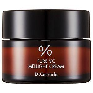 Антивозрастной крем с витамином C, 80мл - Dr. Ceuracle Pure VC Mellight Cream