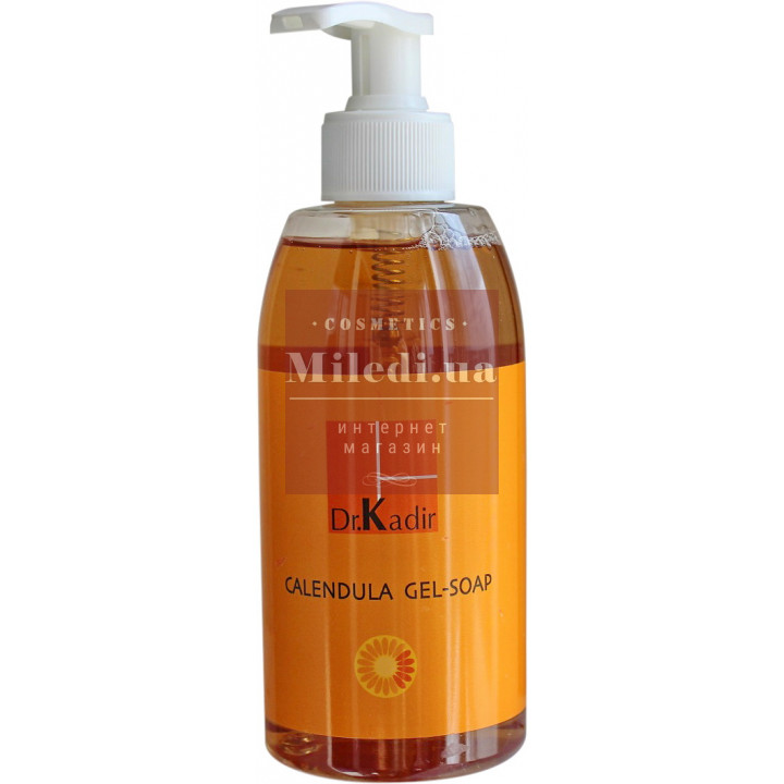 Гель для очищения кожи лица Календула - Dr. Kadir Calendula Gel-Soap
