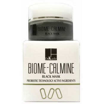 Антивозрастная черная маска (Др. Кадир) - Dr. Kadir Biome-Calmine Black Mask