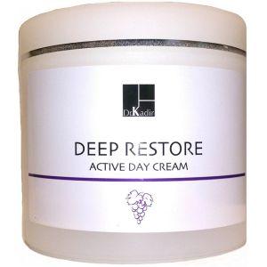 Активный дневной крем, 250мл - Dr. Kadir Professional Deep Restore Active Day Cream