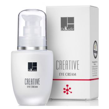 Омолаживающий крем для кожи вокруг глаз, 30мл - Dr. Kadir Creative Eye Cream For Dry Skin