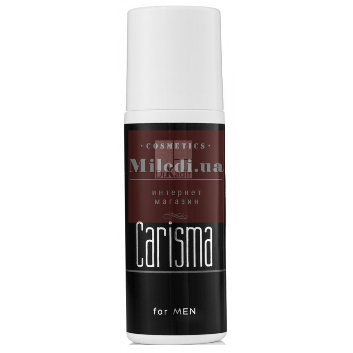 Дезодорант шариковый для мужчин - Dr. Kadir Carisma Deodorant Roll-On