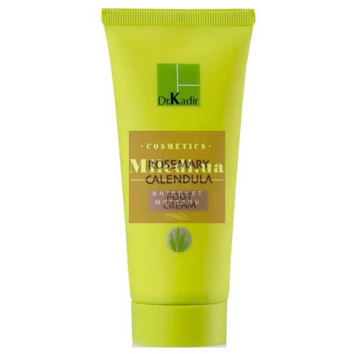 Крем для ног Розмарин-Календула - Dr. Kadir Rosemary-Calendula Foot Cream