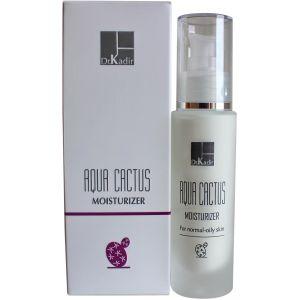 Крем Аква-Кактус для увлажнения комбинированной кожи лица - Dr. Kadir Aqua Cactus Moisturizer Cream
