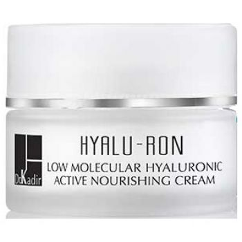 Гиалуроновый питательный крем, 50мл - Dr. Kadir Hyalu-Ron Low Molecular Hyaluronic Active Nourishing Cream