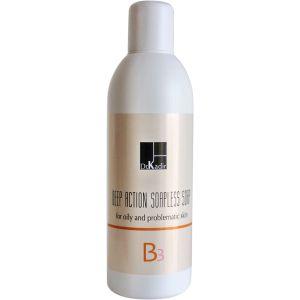Гель очищающий глубокого действия для проблемной кожи - Dr. Kadir B3 Deep Action Soapless Soap For Problematic Skin