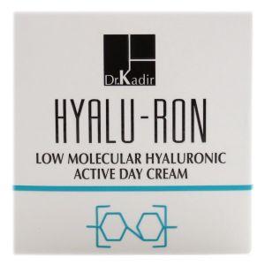 Гиалуроновый дневной крем, 50мл - Dr. Kadir Hyalu-Ron Low Molecular Hyaluronic Active Day Cream