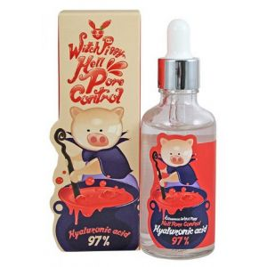 Гиалуроновая сыворотка, 50мл - Elizavecca Face Care Hell-Pore Control Hyaluronic Acid 97%