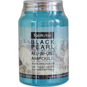 Сыворотка с экстрактом черного жемчуга (Фармстей) - FarmStay Black Pearl All-in-one Ampoule