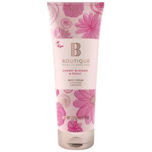 Скраб для тела Вишневый цвет и пион, 225мл - Grace Cole Boutique Cherry Blossom & Peony Body Scrub